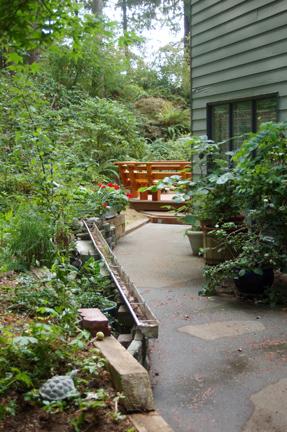 Deck Entry