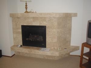 Fireplace - 1