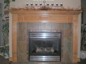 Fireplace - 2