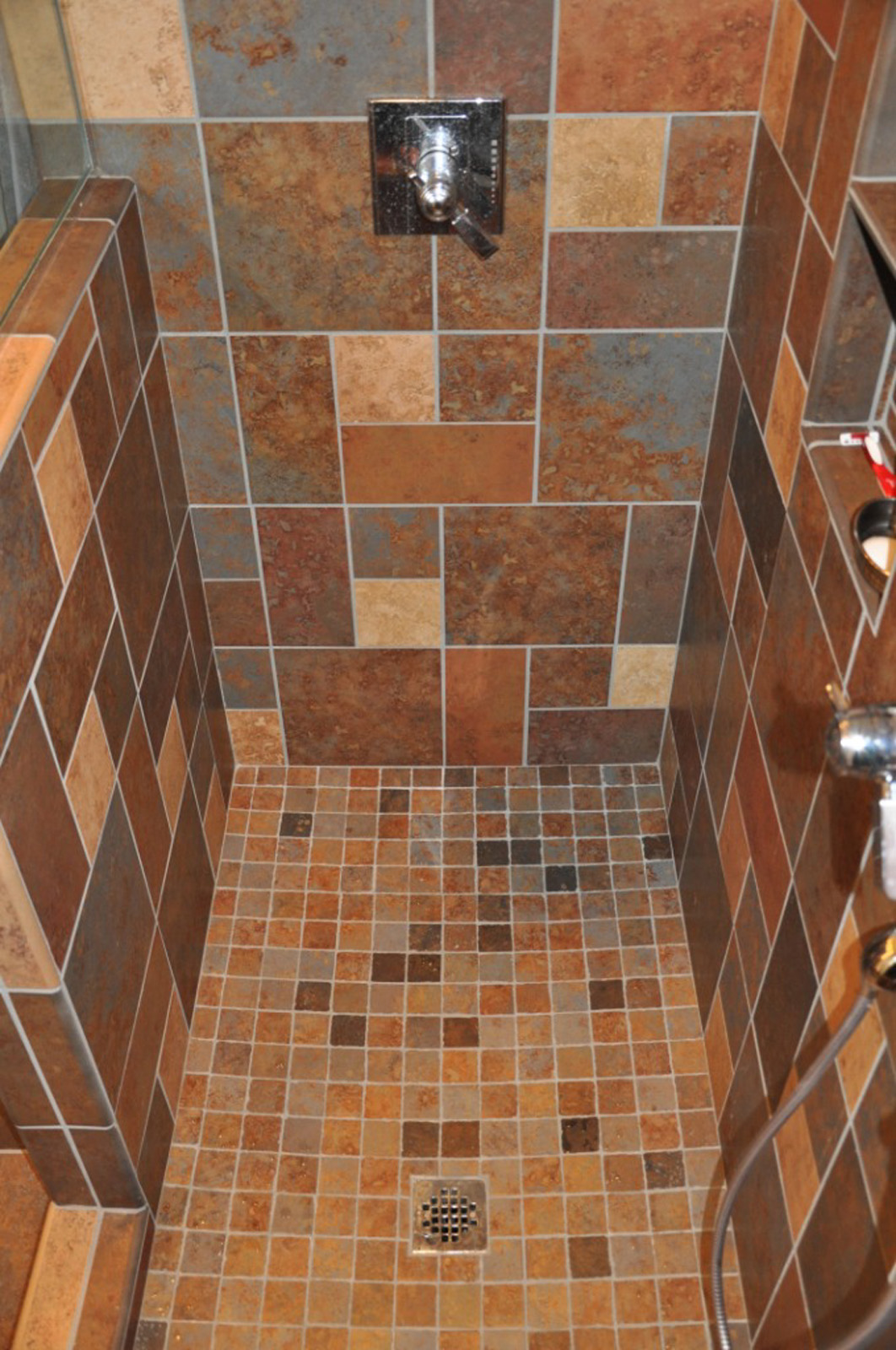 You'll love this shower tile