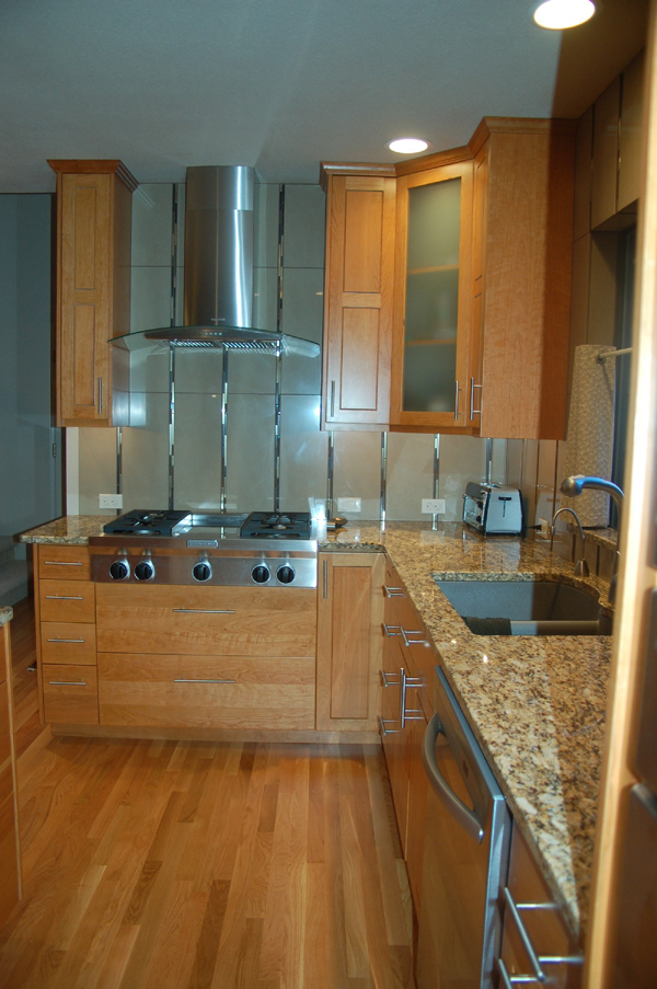 Creative Use Of Space Under Kitchen Countertops