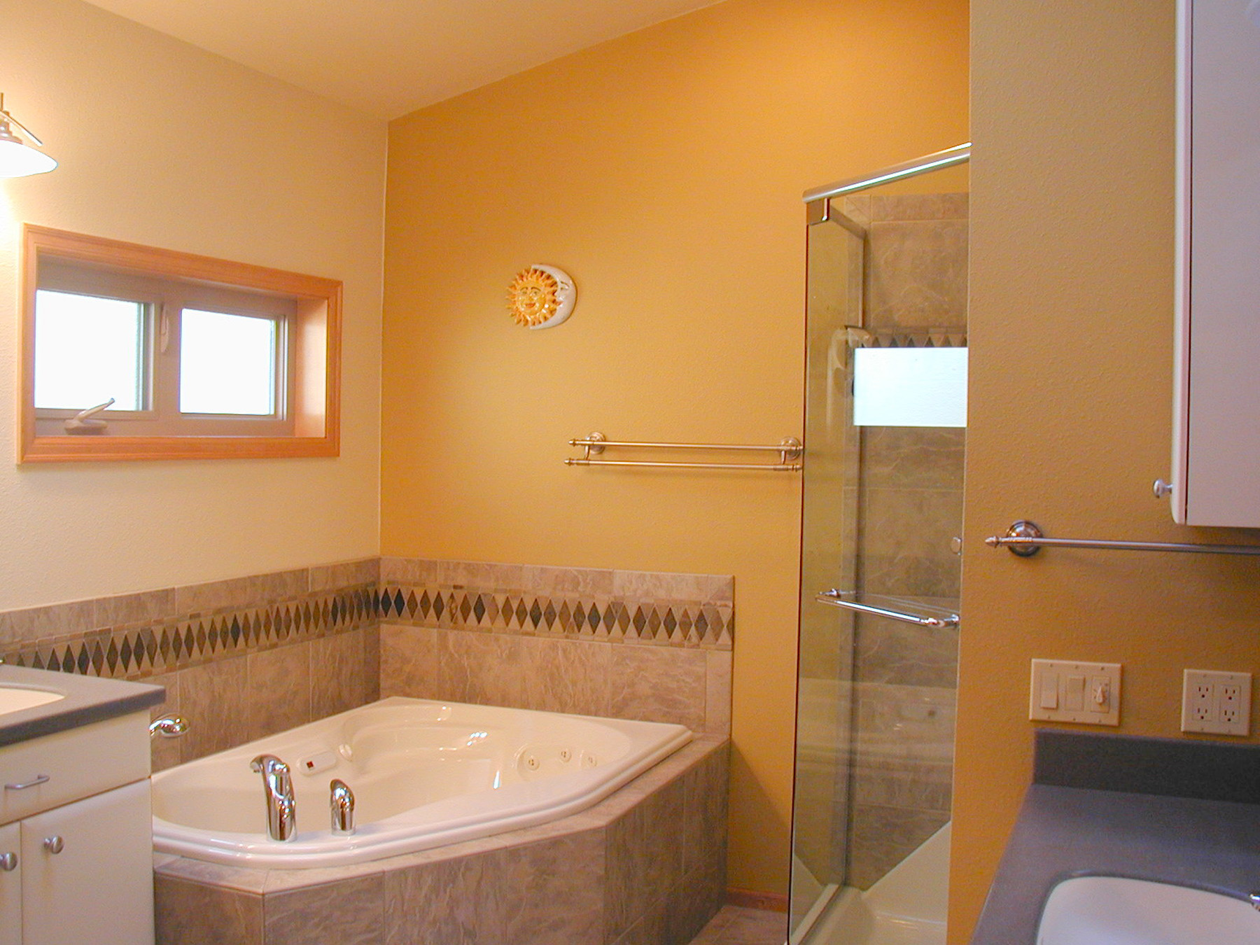 Do you hate your bathroom notes from the field - Bathroom remodel corner shower ...