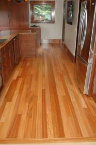 huey, after, kitchen, floor
